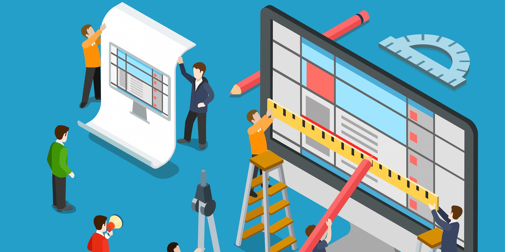 picture of 10 do's and don'ts of UI and UX design