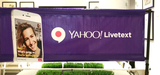 Yahoo launches Livetext, its audioless livestreaming app for the GIF generation