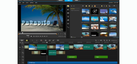 Corel's VideoStudio X8.5 update supports Windows 10 and adds creative goodies for filmmakers