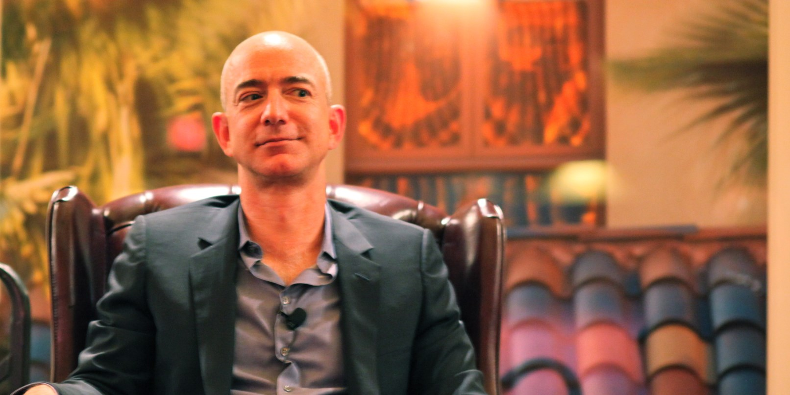 Jeff Bezos responds to attack on Amazon's employment practices