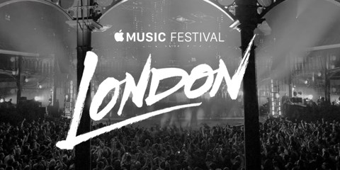 Apple is hosting its annual free music festival in London next month with One Direction and Pharrell