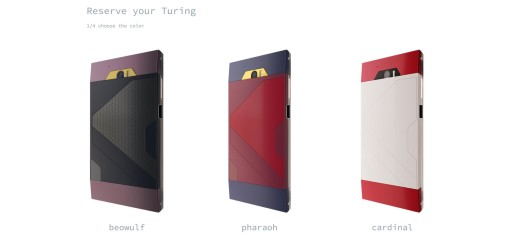 Reserve Turing Phone