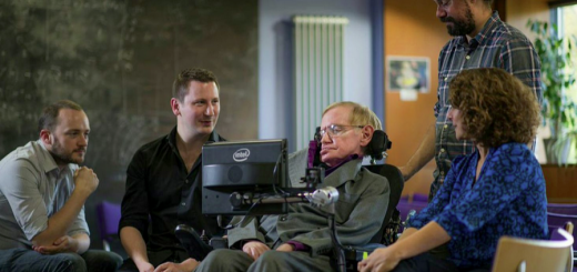 Stephen Hawking's Intel speech system is now open source