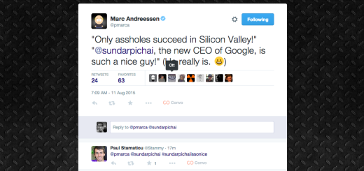 Andreessen hollow wits: The trouble with investors on Twitter