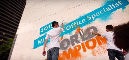 Teens are competing in a 'Hunger Games' for Microsoft Office fans