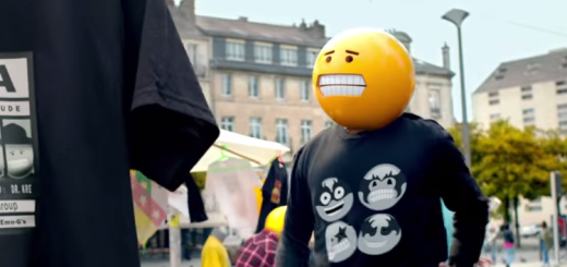 WATCH: McDonald's imagines us all with horrifying emoji heads