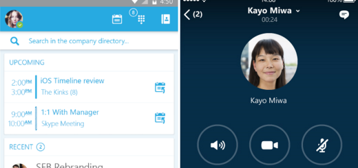 Skype for Business preview is hitting Android and iOS