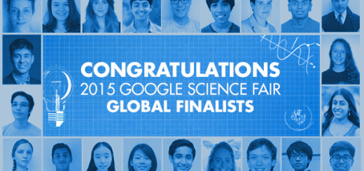 Google announces finalists for its 2015 Science Fair who want to change the world