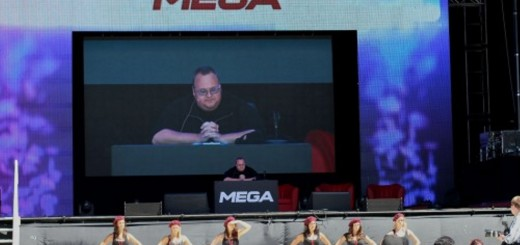 Third time's the charm? Kim Dotcom is launching another file storage service