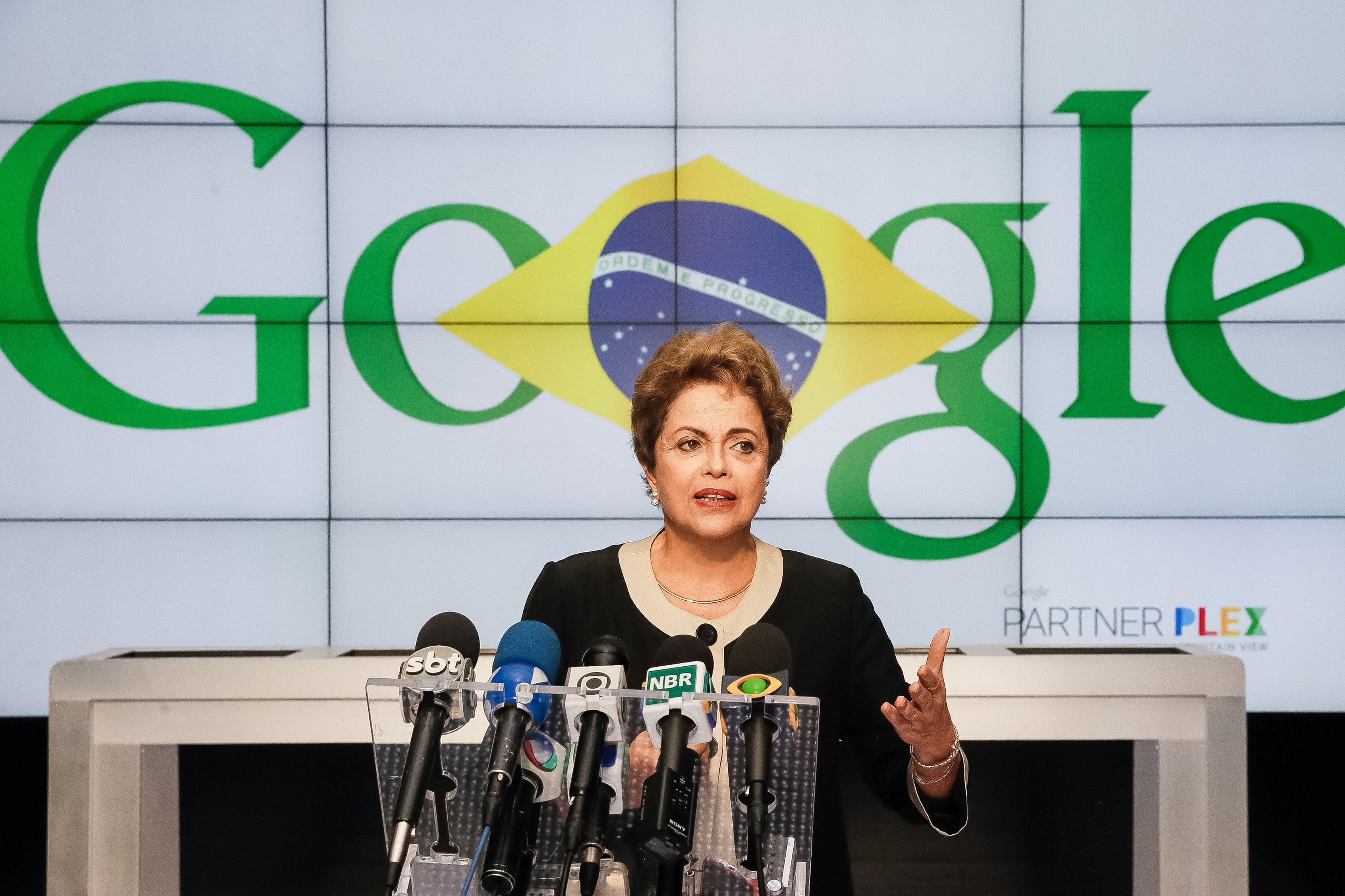 President Dilma Rousseff In