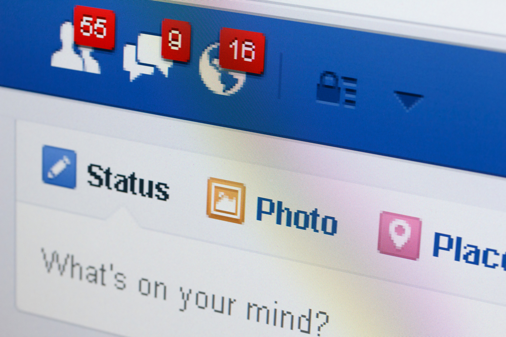 Facebook just added photo filters, stickers and more on the Web
