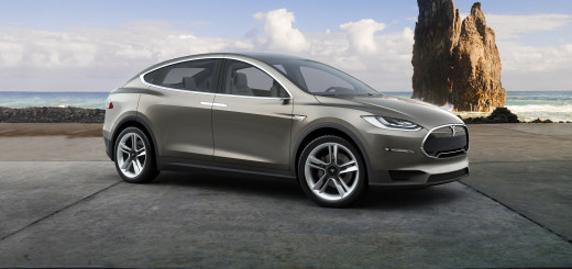 Tesla confirms the Model X SUV will launch in September