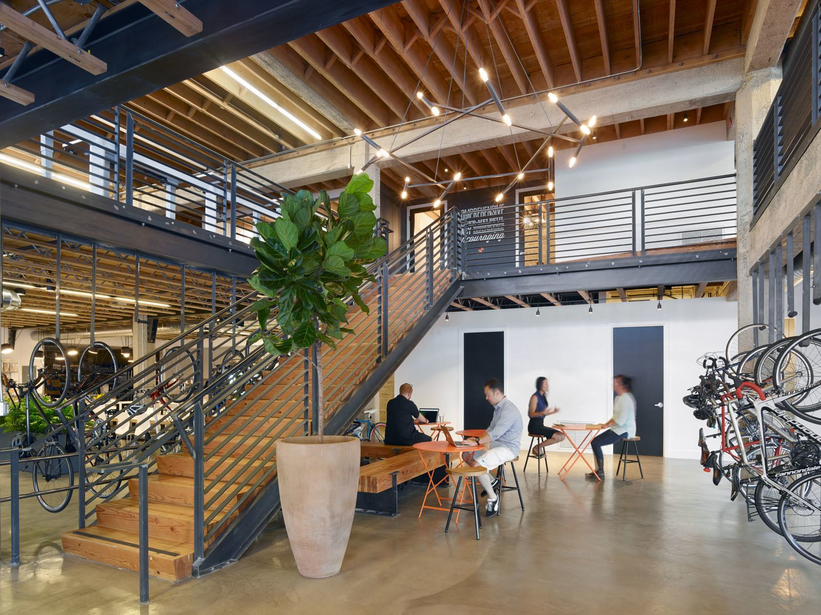 Officelovin 39 tech startup offices are the new hiring tools for Office design san francisco