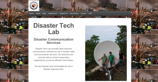 3 disaster tech