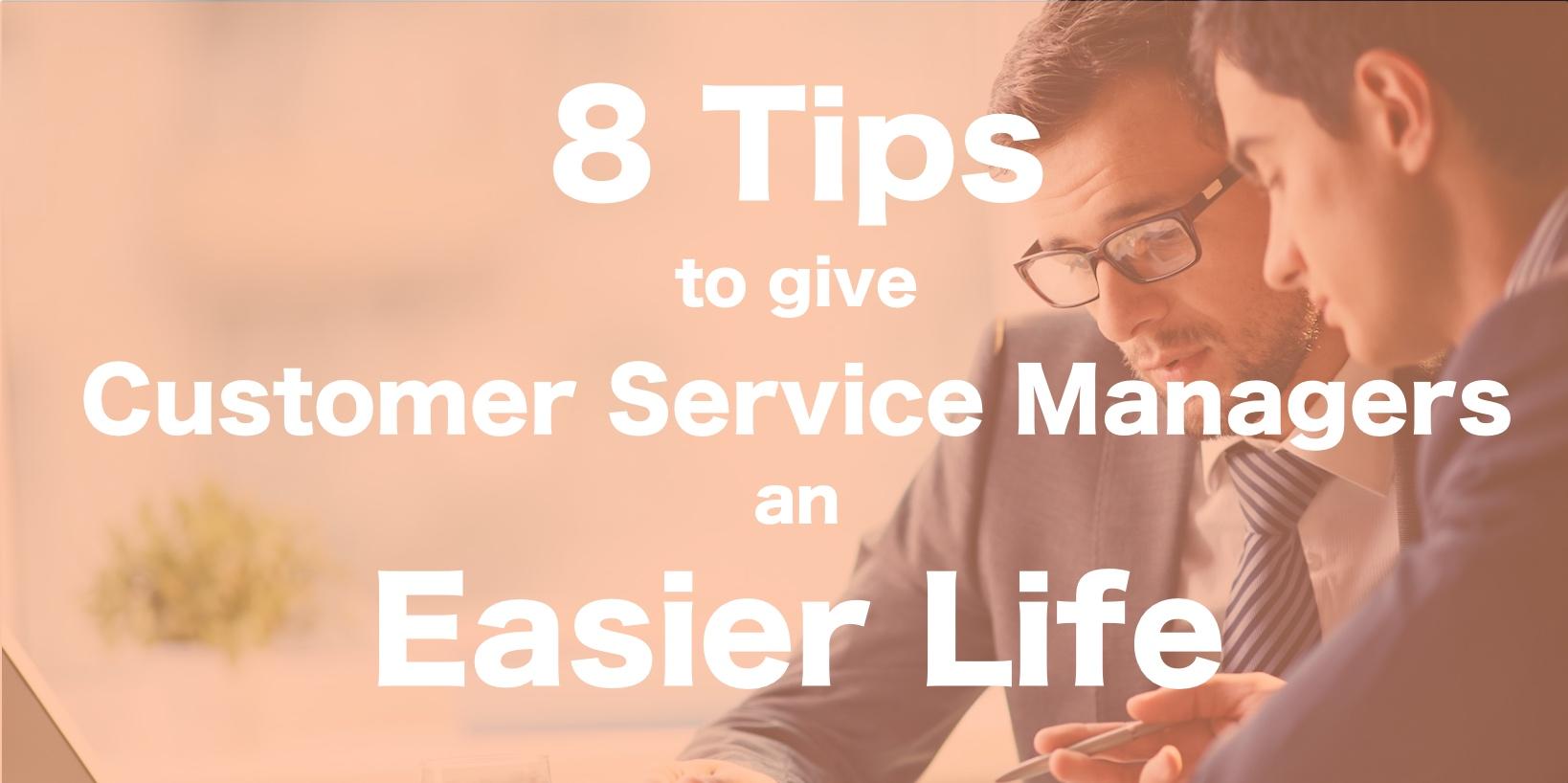 Customer Service - Cover