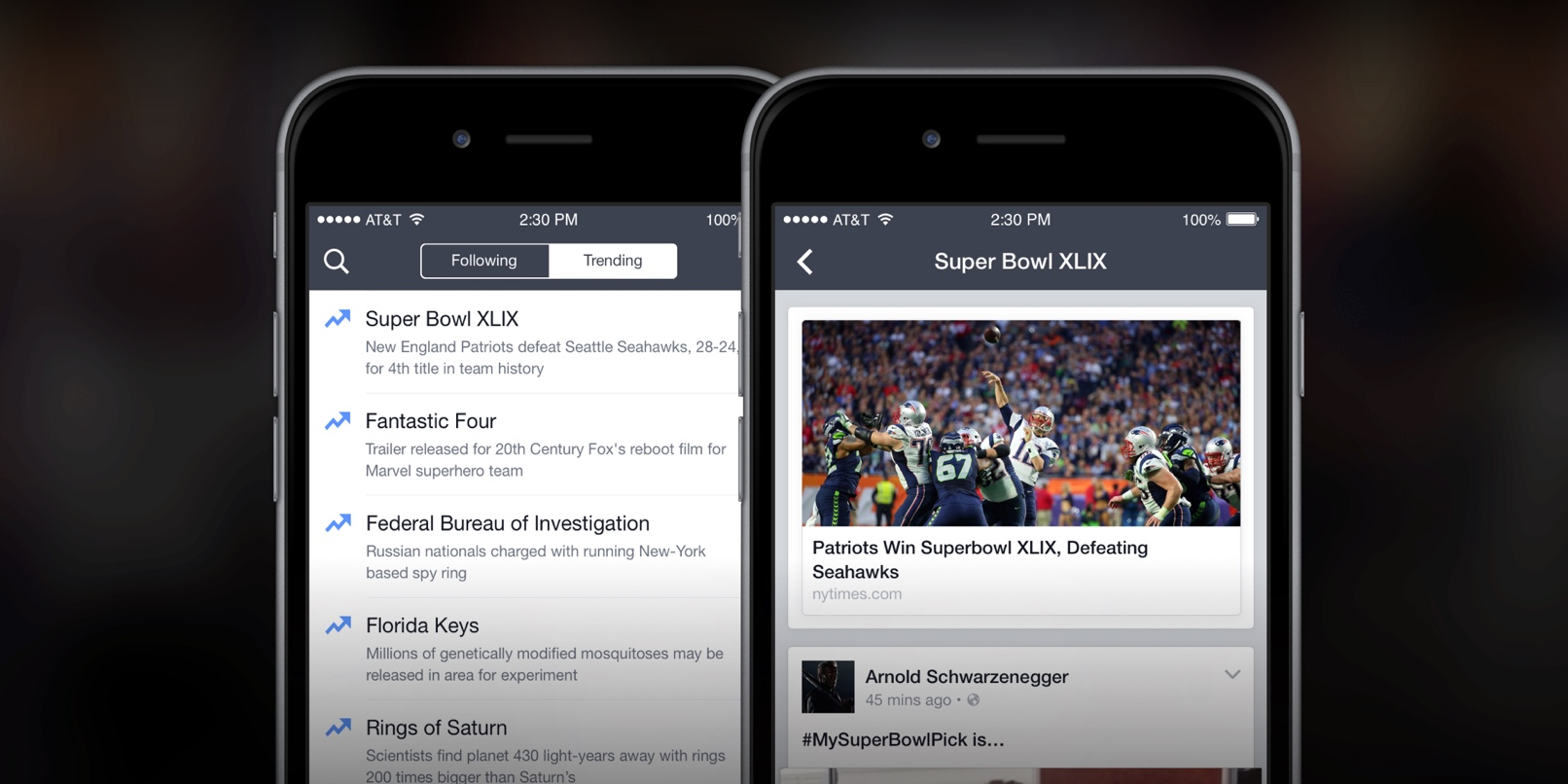 Facebook has built a parallel universe for journalists... and it's just like Twitter