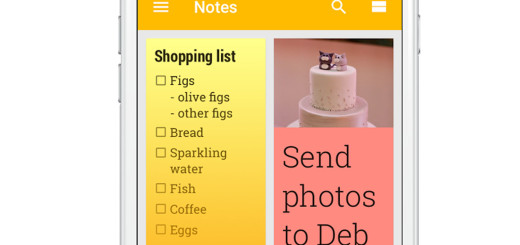 Google Keep iOS Social