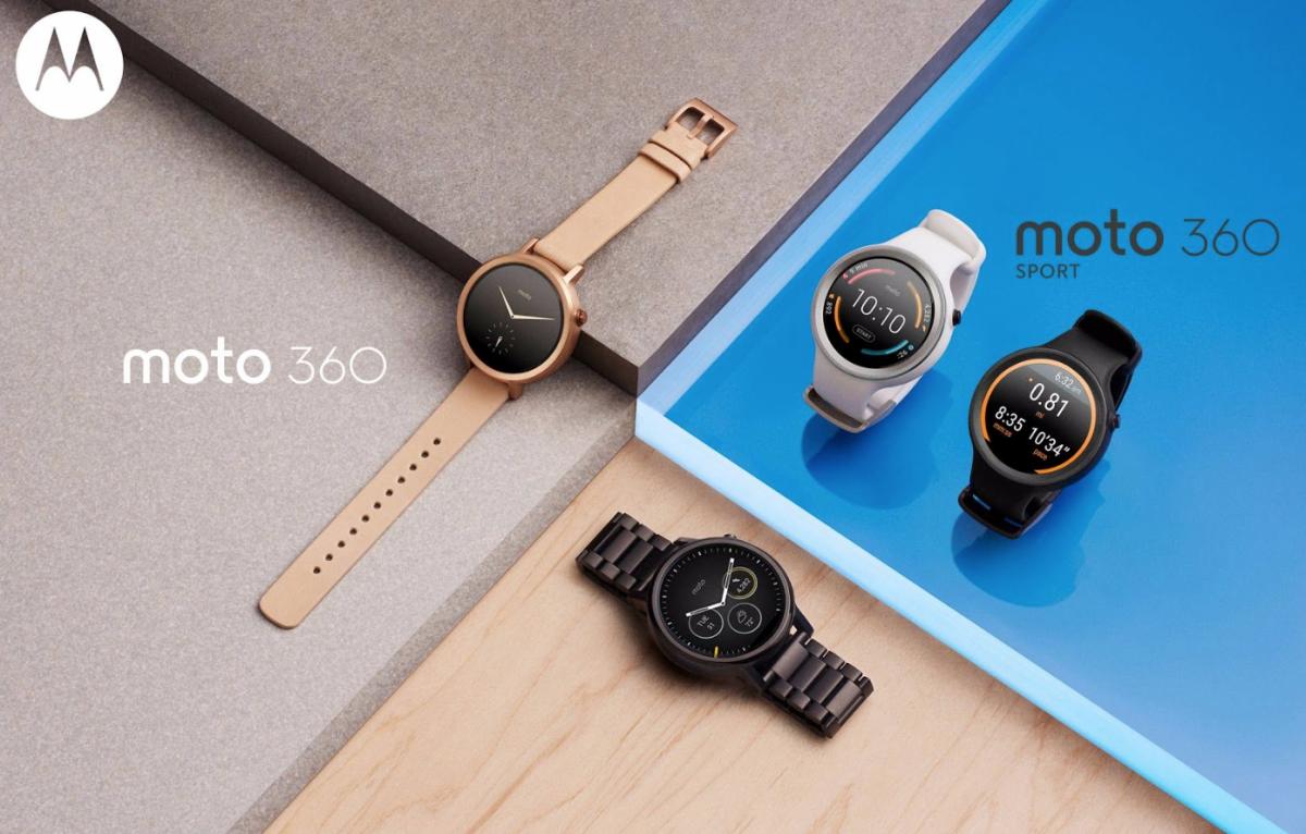 Motorola Moto360 2015