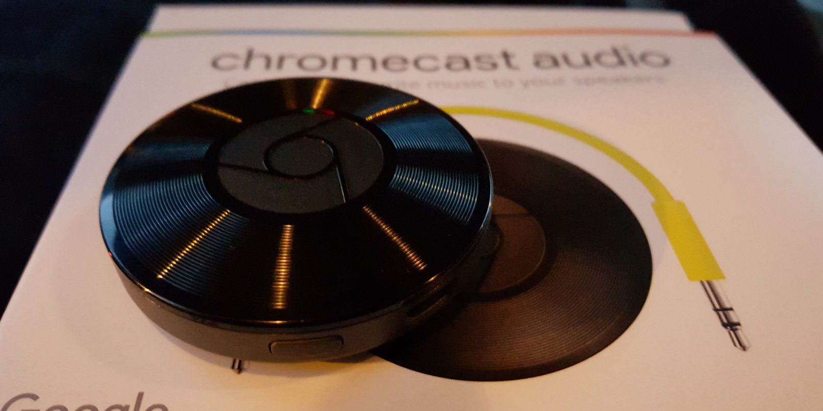 Hands-on with Google's new Chromecast Audio $35 streaming dongle - The Next Web