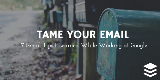tame-your-email