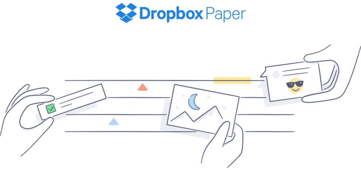 Dropbox Paper New Logo