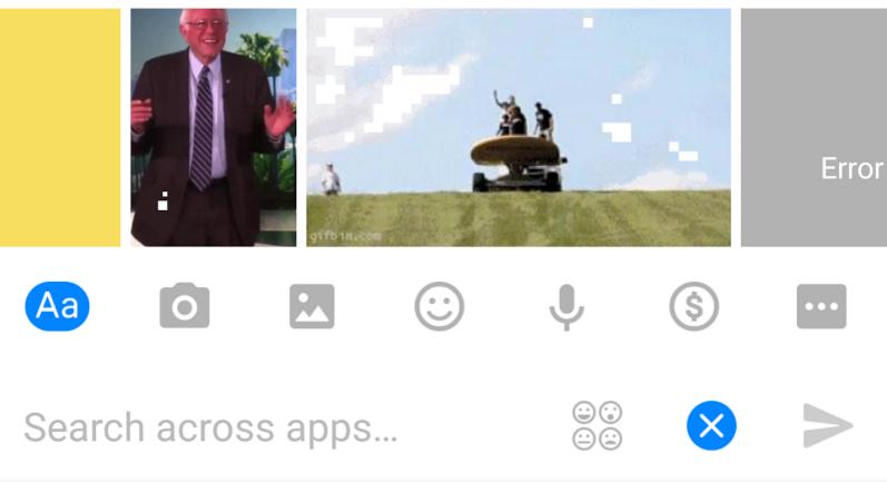 Messenger Mobile 2 GIF