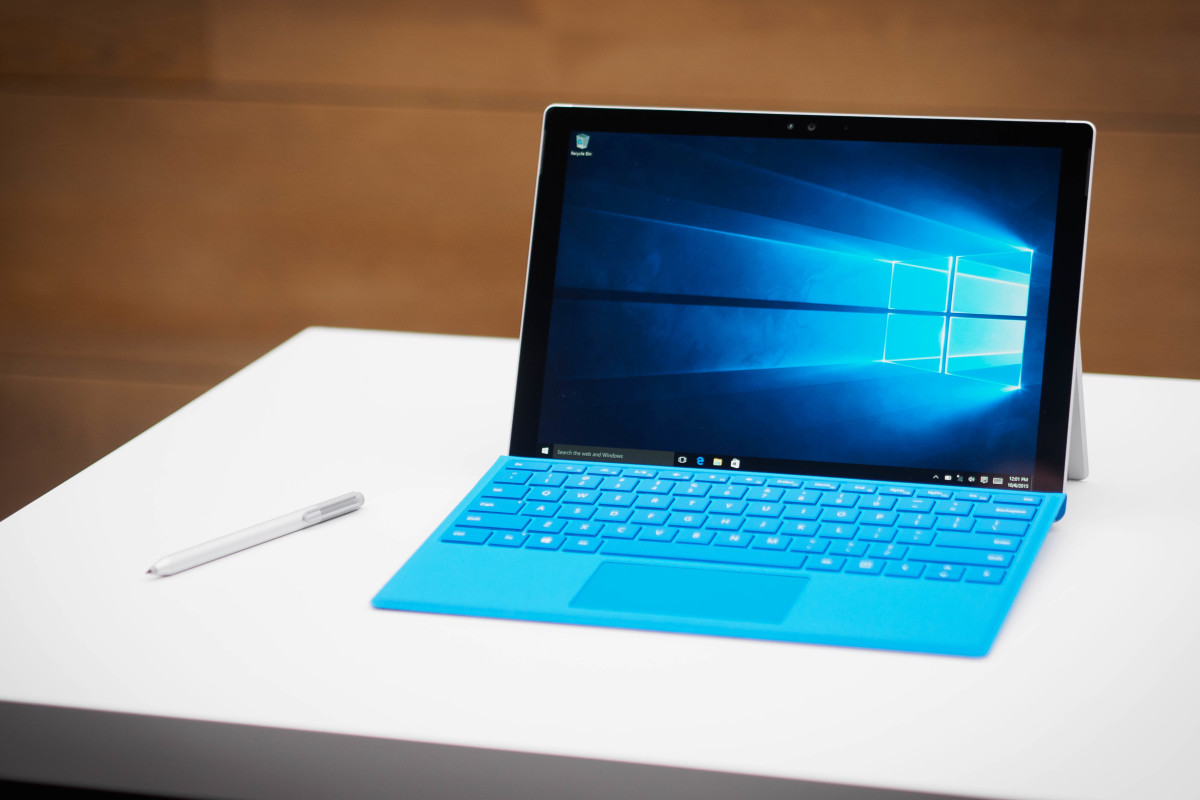 how to make surface pro display brighter than preset