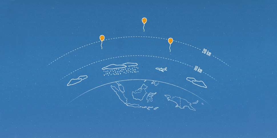Google prepares  to test Project Loon in India in partnership with telecom providers - The Next Web