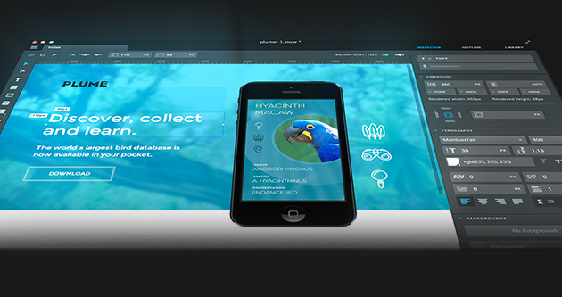 Macaw's code-savvy Web design tool will help make your site shine