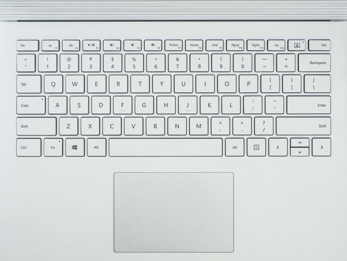 The keyboard is one of the better ones on an ultrabook.