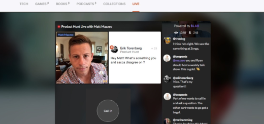 product hunt live video