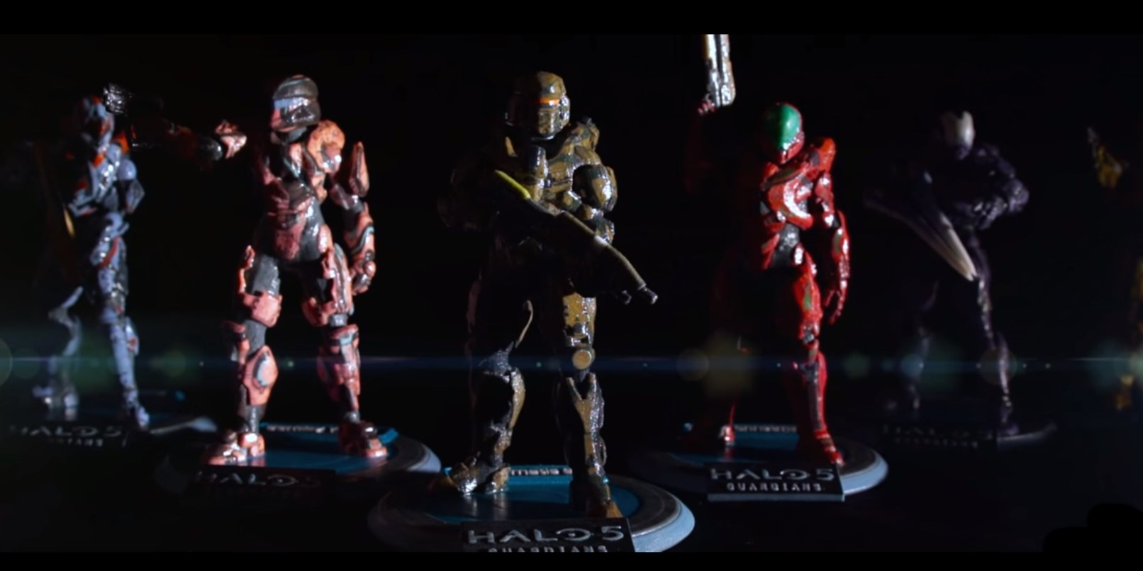 You Can Order A 3d Printed Figure Of Your Own Halo 5 Spartan