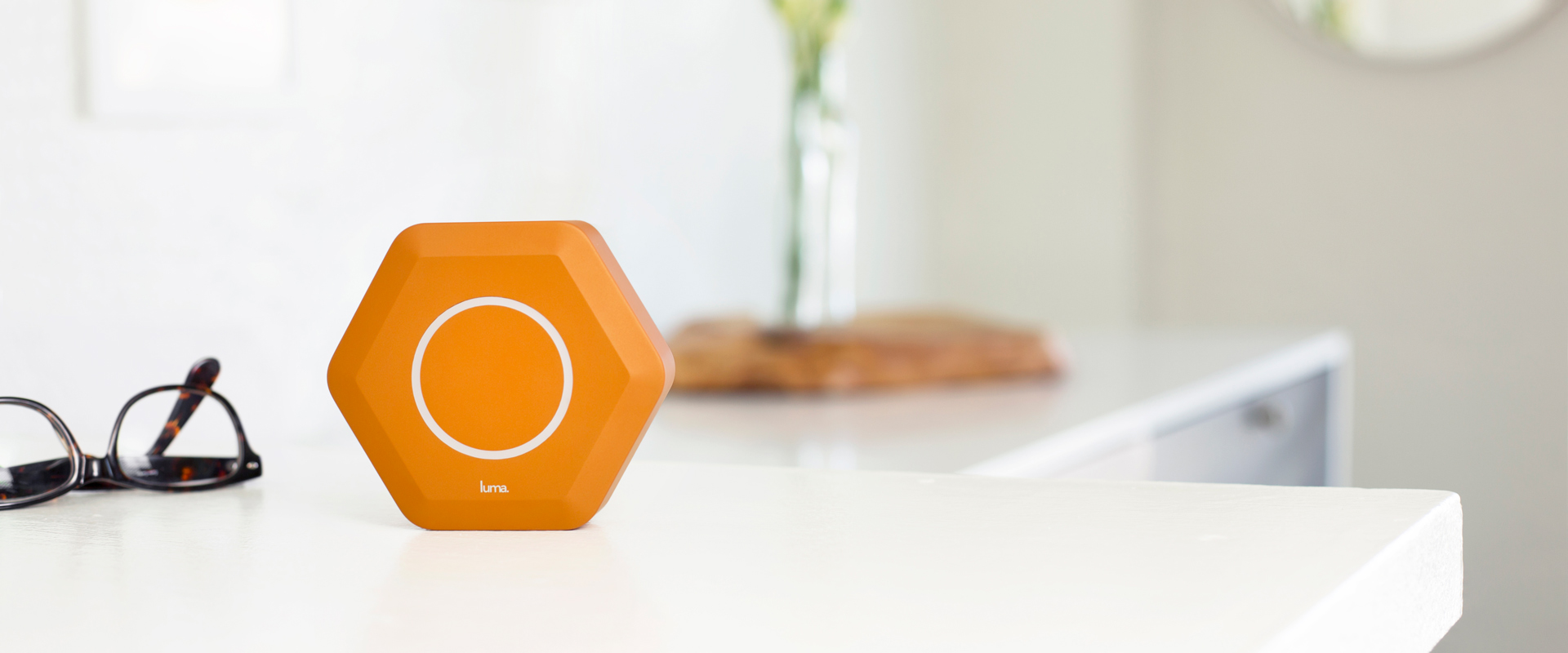 Meet Luma, the router that's sure to make your kids hate you