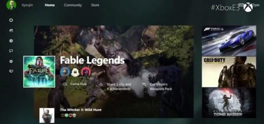 Xbox One Windows 10