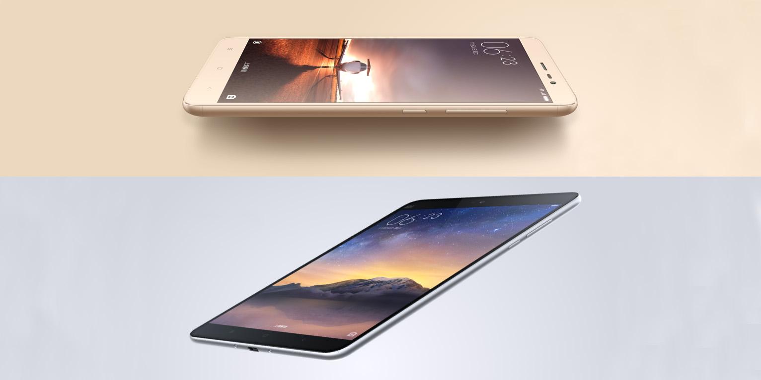 Xiaomi debuts all-metal Redmi Note 3 phone, Mi Pad 2 tablet