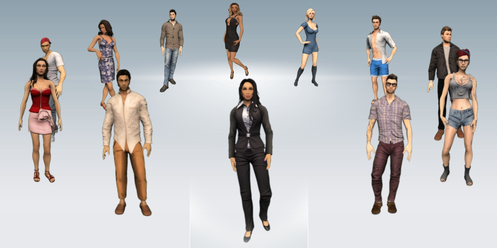 Think Second Life died? It has a higher GDP than some countries