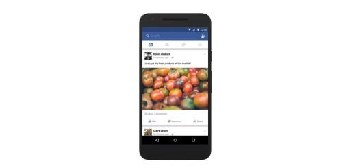 Facebook News Feed optimization