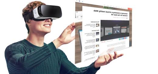 گشتوگذار اینترنتی ۳۶۰ درجهای به کمک عینک حقیقت مجازی
