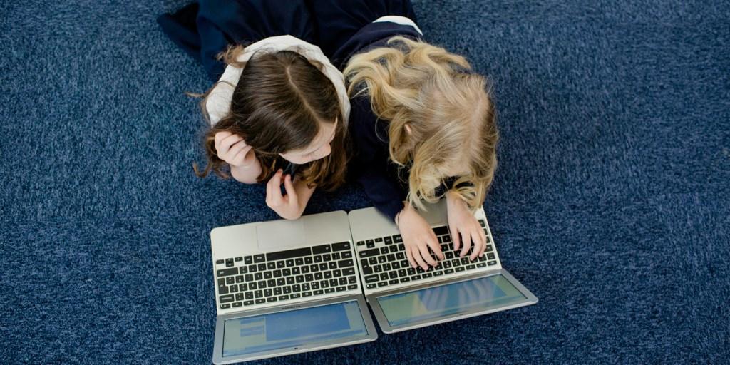 Google Chromebooks for education