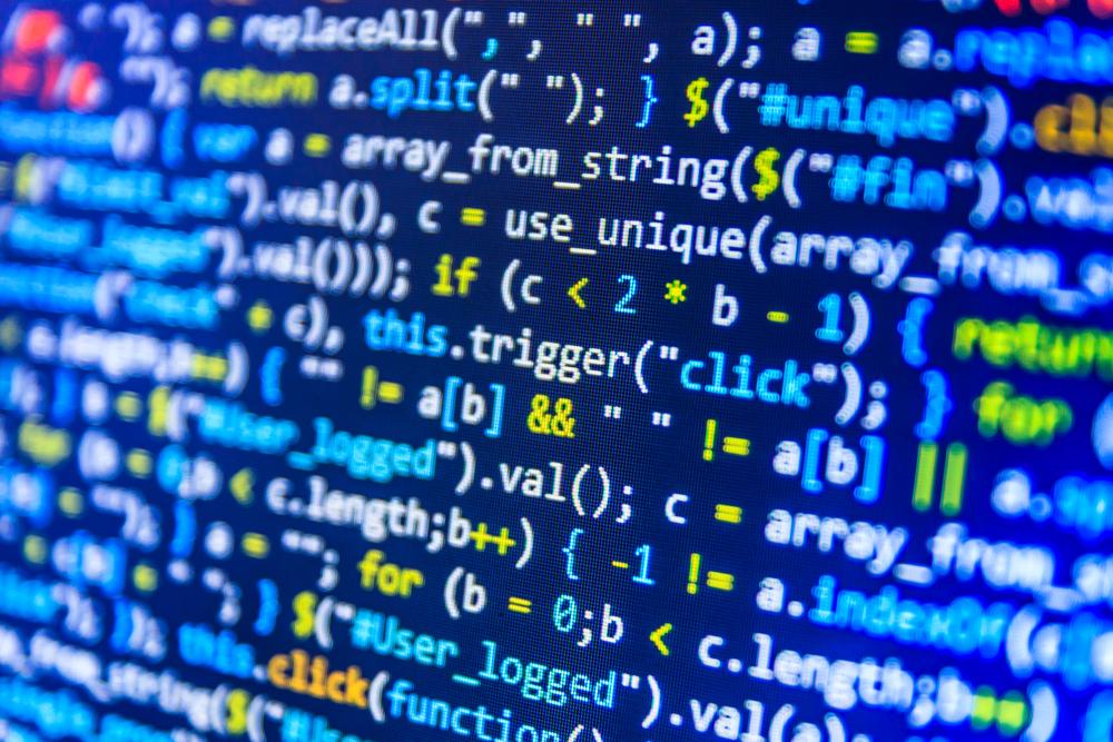 Javascript on a screen