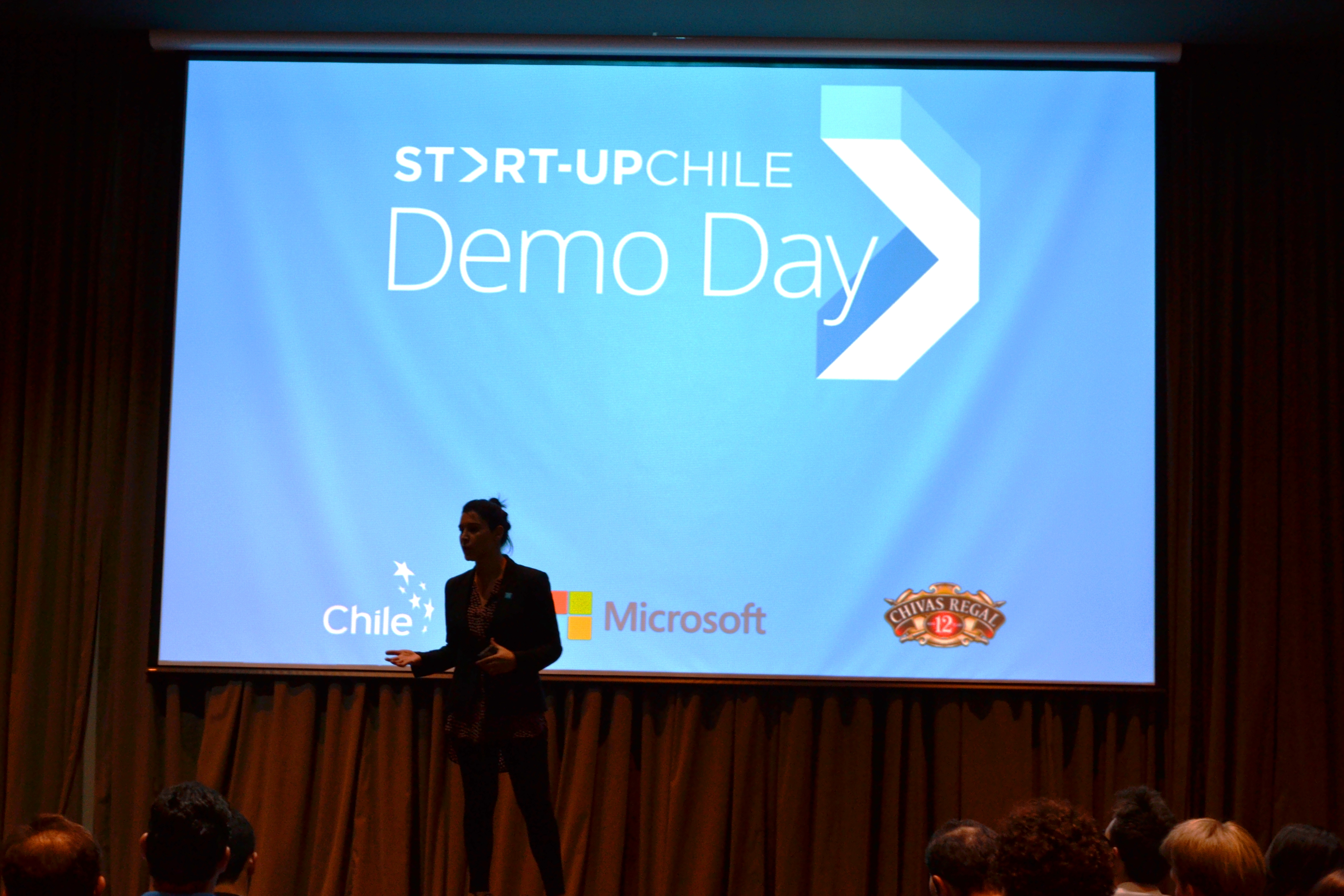 Start Up Chile Demo