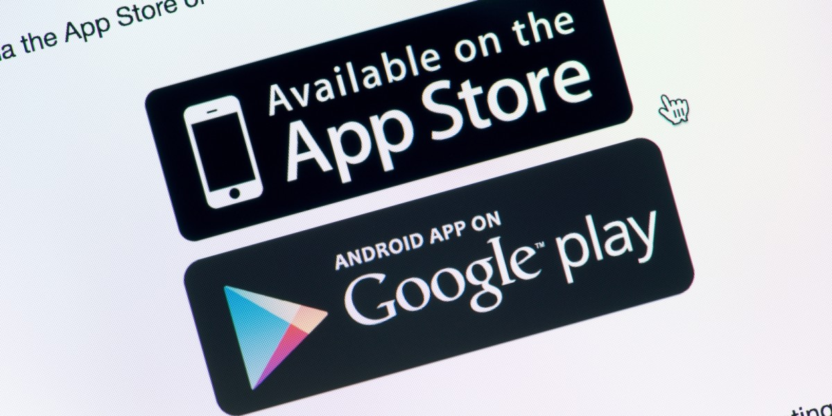 Google play had twice as many app downloads as apple 39 s app Google play app