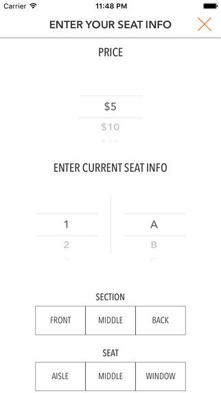 Seateroo seat price