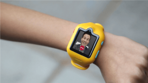 This kids smartwatch could beat Apple to offering video calls