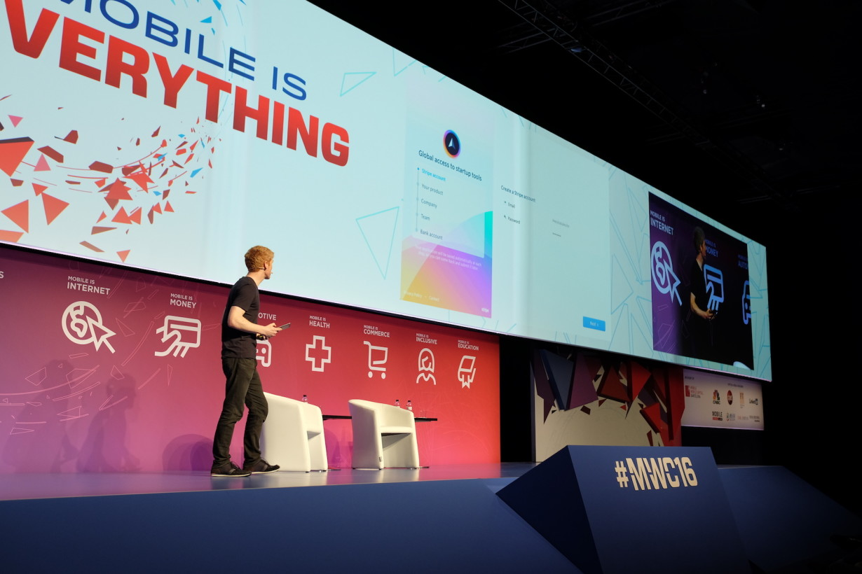 Stripe introduces Atlas at MWC