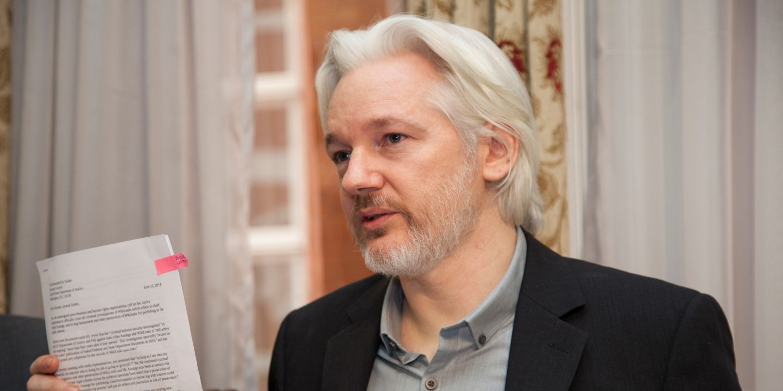 Image result for pictures of Julian Assange