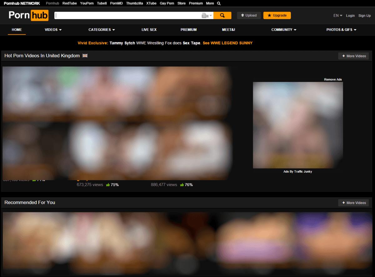 Porn hub videoa