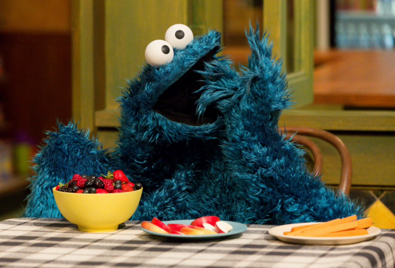 elmo big bird and the cookie monster get into venture capital