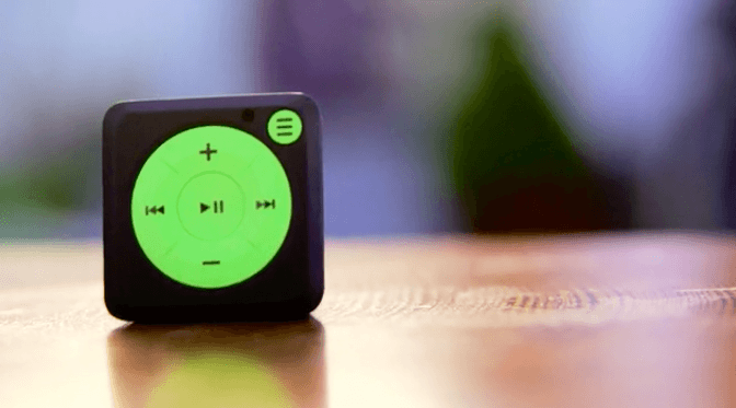 Listen to Spotify without a phone using this tiny device