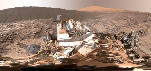 mars 360 curiosity rover